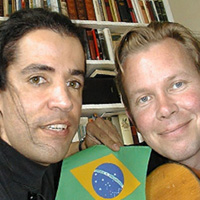 Jukka Karjalainen and Eduardo Domingues de Jesus